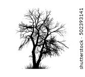 Tracing Trees. Vector