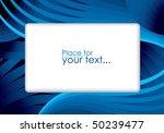 vector bright blue background... | Shutterstock .eps vector #50239477