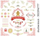 Ornate Christmas Collection....