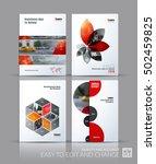brochure template layout... | Shutterstock .eps vector #502459825