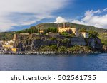 lipari island the largest of... | Shutterstock . vector #502561735