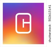 letter c vector  logo. useful...