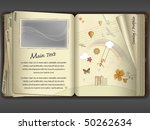 sketch book  website template....