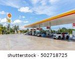 petchaburi  thailand   oct 2 ... | Shutterstock . vector #502718725