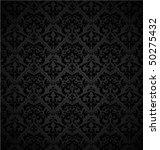 seamless wallpaper pattern ... | Shutterstock .eps vector #50275432