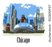 Chicago  Illinois  Usa   7 May...