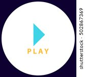 play linear button simple...