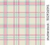 textured tartan plaid. seamless ...   Shutterstock .eps vector #502926541