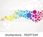 Abstract Stylish Circles...