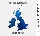 united kingdome great britain... | Shutterstock .eps vector #502979929