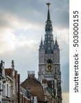 Bell Tower Of The Belfry Of...