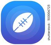 rugby purple   blue circular ui ...