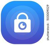 privacy purple   blue circular...