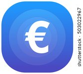 euro purple   blue circular ui...
