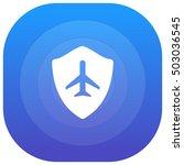 flight shield purple   blue...