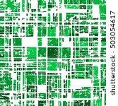 Grunge Grid Retro Colorful...
