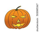 pumpkin | Shutterstock .eps vector #503085367