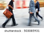 abstract image of business... | Shutterstock . vector #503085931