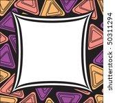 vector frame   Shutterstock .eps vector #50311294