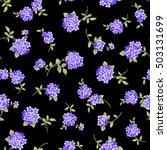 flower pattern illustration   Shutterstock .eps vector #503131699