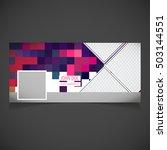 creative photography banner... | Shutterstock .eps vector #503144551