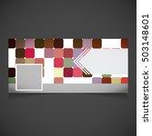 creative photography banner... | Shutterstock .eps vector #503148601