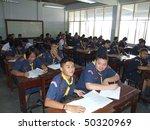 seekan school  bangkok ... | Shutterstock . vector #50320969