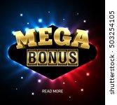 mega bonus bright casino banner....