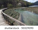 plitvice lakes national park in ... | Shutterstock . vector #50329090