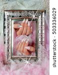 Beautiful Fingernails Decorate...
