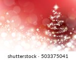christmas tree | Shutterstock .eps vector #503375041