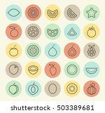 set of isolated universal...   Shutterstock .eps vector #503389681