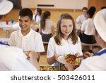 over shoulder view of kids... | Shutterstock . vector #503426011