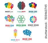 brain genius idea pencil puzzle ...