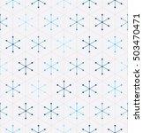 vector seamless pattern. modern ... | Shutterstock .eps vector #503470471