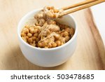 Natto Soy Beans