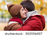love  relationships  season and ... | Shutterstock . vector #503556007