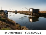 Small photo of Fisheries in Beauvoir-sur-mer, Vendee, France