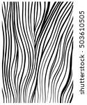vector pattern with stylized... | Shutterstock .eps vector #503610505