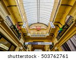 moscow russia   april 18  2015  ...   Shutterstock . vector #503762761