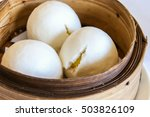 Chinese Steamed Stuff Custard...