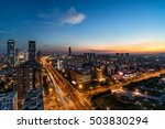 nanjing  china   june 2016  ... | Shutterstock . vector #503830294