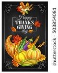 Thanksgiving Day Greeting...