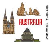 Australian Buildings And...