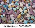 Pebbles. Pebbles. Pebbles....