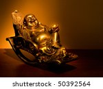 hotei   chinese god of wealth ...