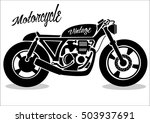 motorcycle icons | Shutterstock .eps vector #503937691