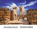 Sculptures Of Cleopatra And...