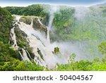 The Barron Falls   Massive...
