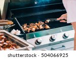 Barbeque Grill Catering